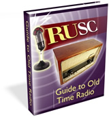 Guide to Old Time Radio