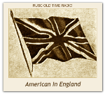 American In England, An