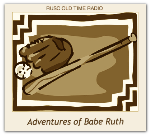 Adventures Of Babe Ruth
