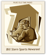 Bill Stern Sports Newsreel