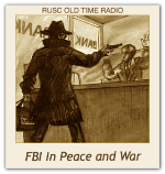 FBI In Peace And War, The