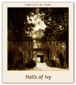 Halls Of Ivy, The