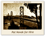 Pat Novak for Hire