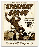 Straight Arrow