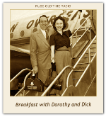 Breakfast With Dorothy And Dick