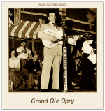 Grand Ole Opry Faron Young and the Townsell Sisters