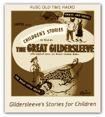 Gildersleeve's Stories For Children