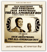Jack Armstrong, The All-American Boy