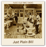 Just Plain Bill