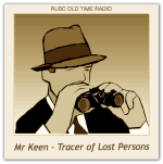 Mr Keen - Tracer of Lost Persons