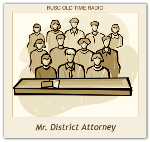 Mr District Attorney